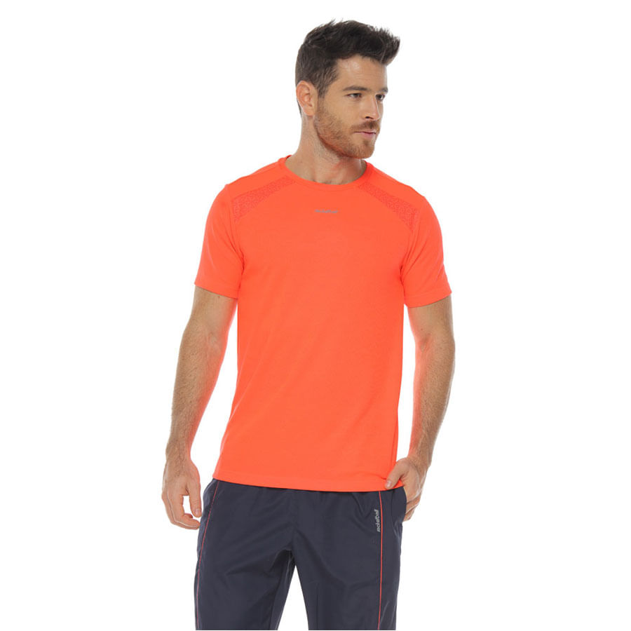 Camiseta-DAKOTA-Cuello-redondo-deportiva