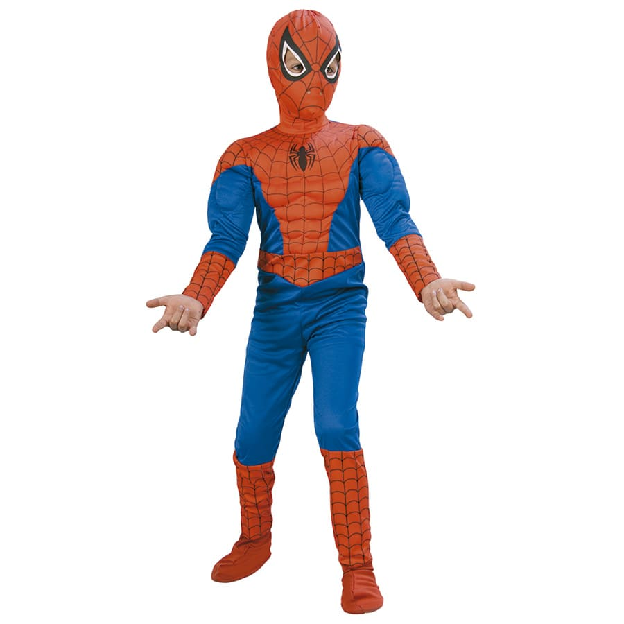 Disfraz-Spiderman-Ultimate-MARVEL--Talla-6