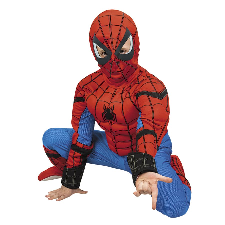 Disfraz-Spiderman-Lejos-De-Casas-MARVEL--Talla-6