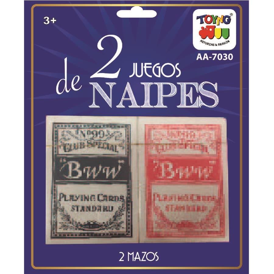 Naipes-Juego-De-Mesa-TOYNG-X2