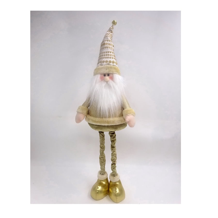 Figura-Santa-Flexible-70Cms-Gold