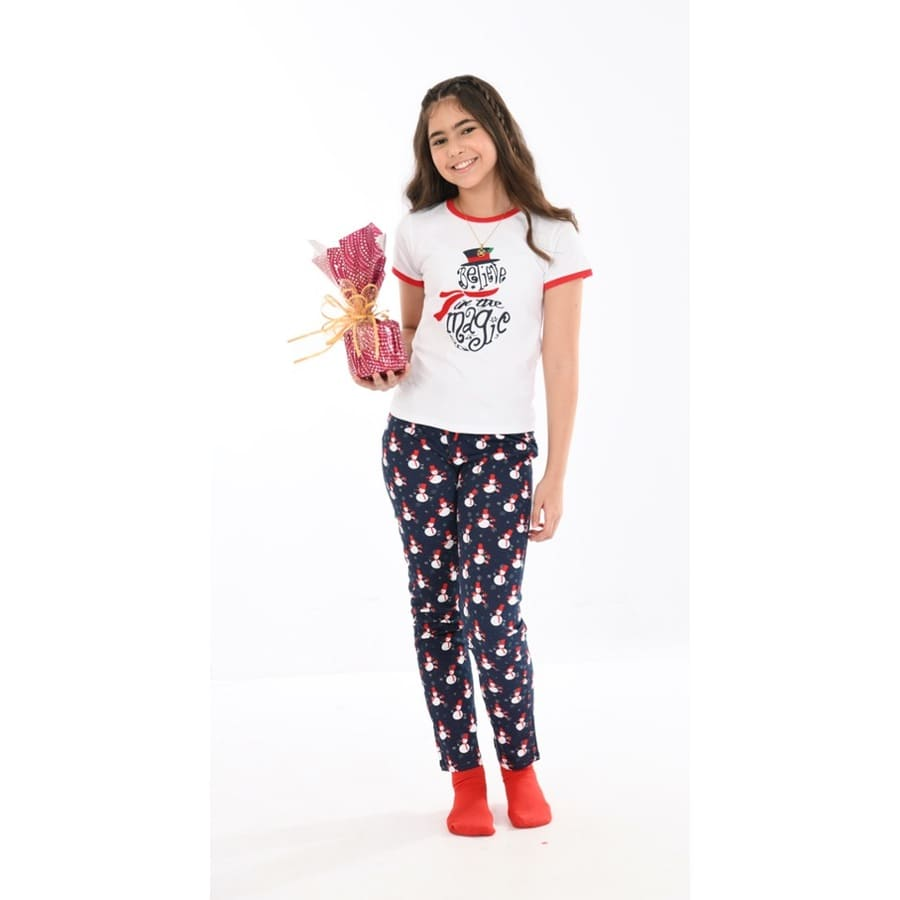 Pijama--Niña-DAKOTA-Believe-Talla-14