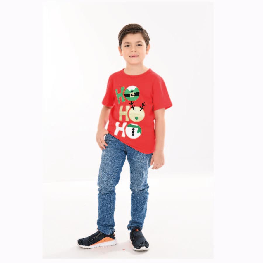 Camiseta-DAKOTA-Ho-Ho-Ho-Talla-8