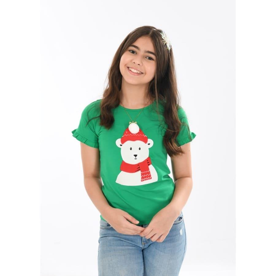 Camiseta-Niña-DAKOTA-Bear