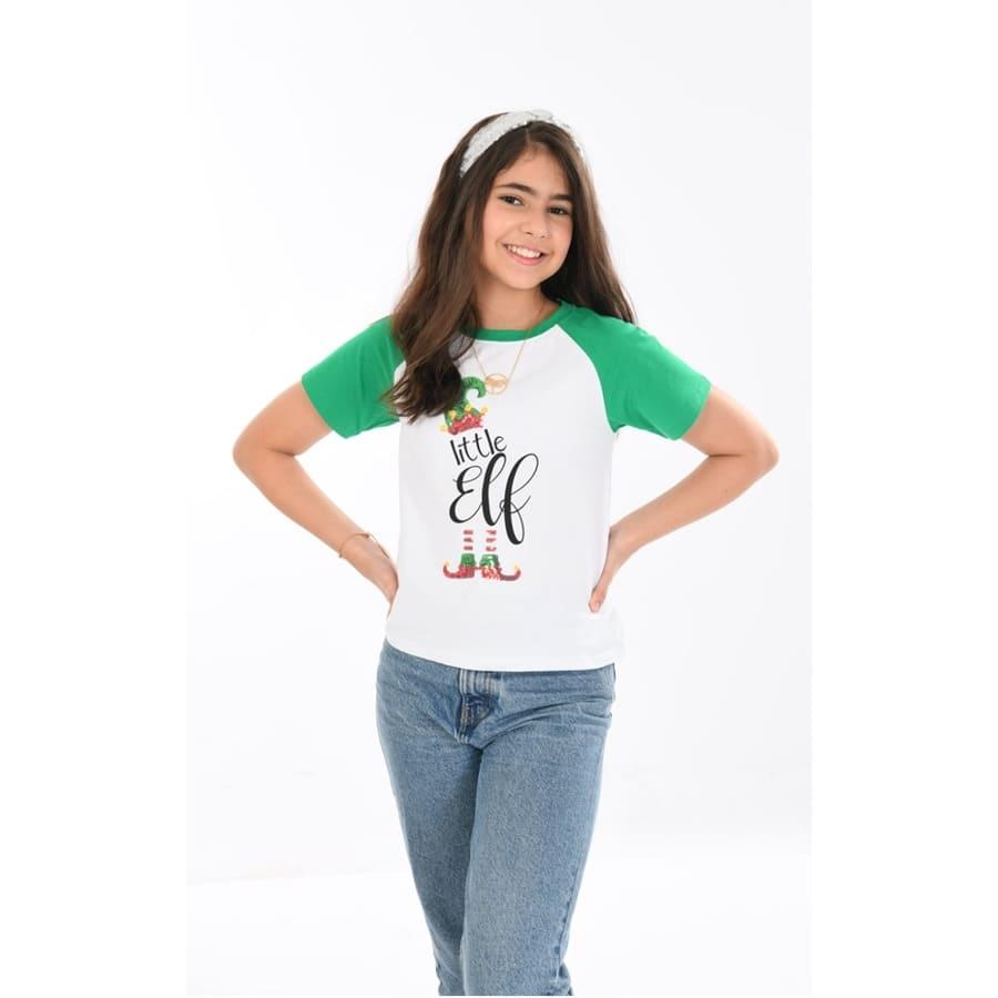 Camiseta-Niña-DAKOTA-Litte-Elf-Talla-14