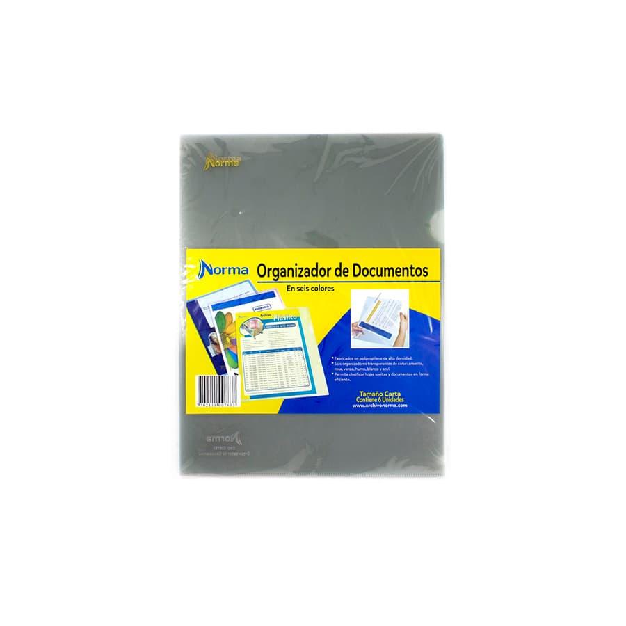 Archivo-Plastico-NORMA-Organizador-De-Documentos---247-X-182---Surtido---20-Unidades