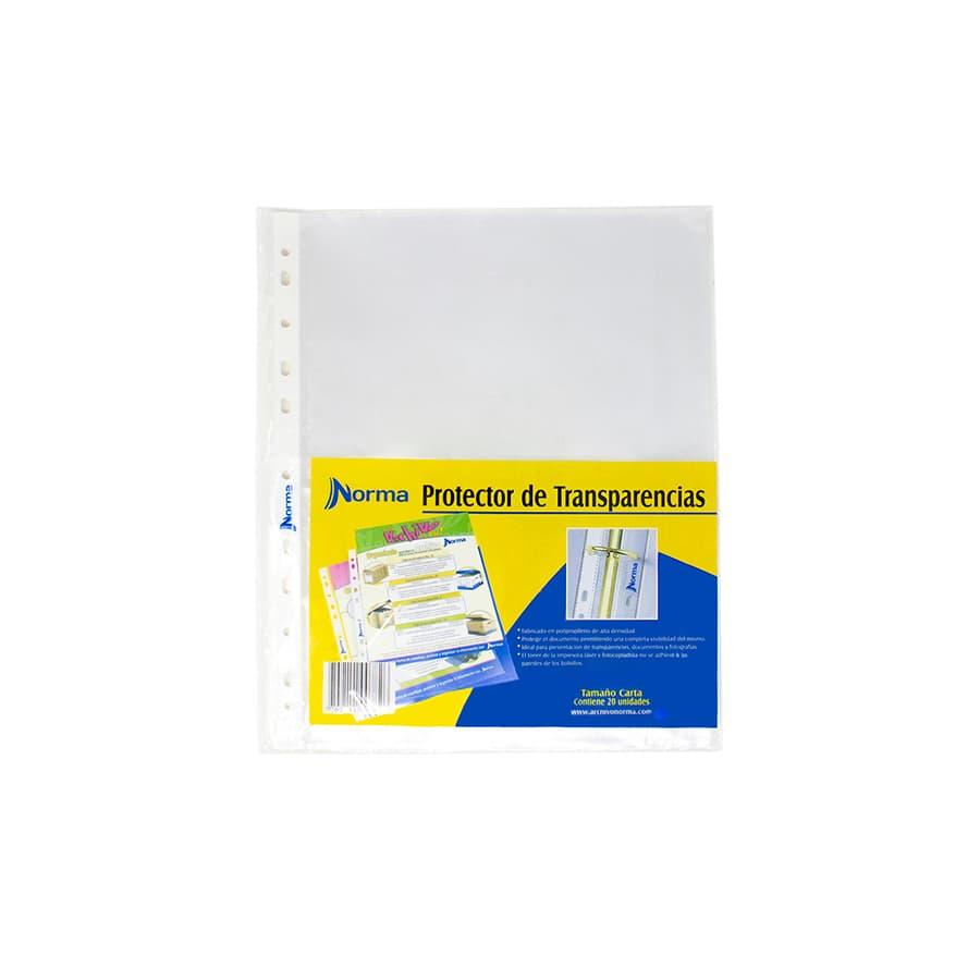 Archivo-Plastico-NORMA-Protector-Transparencias---Carta---25-Unidades