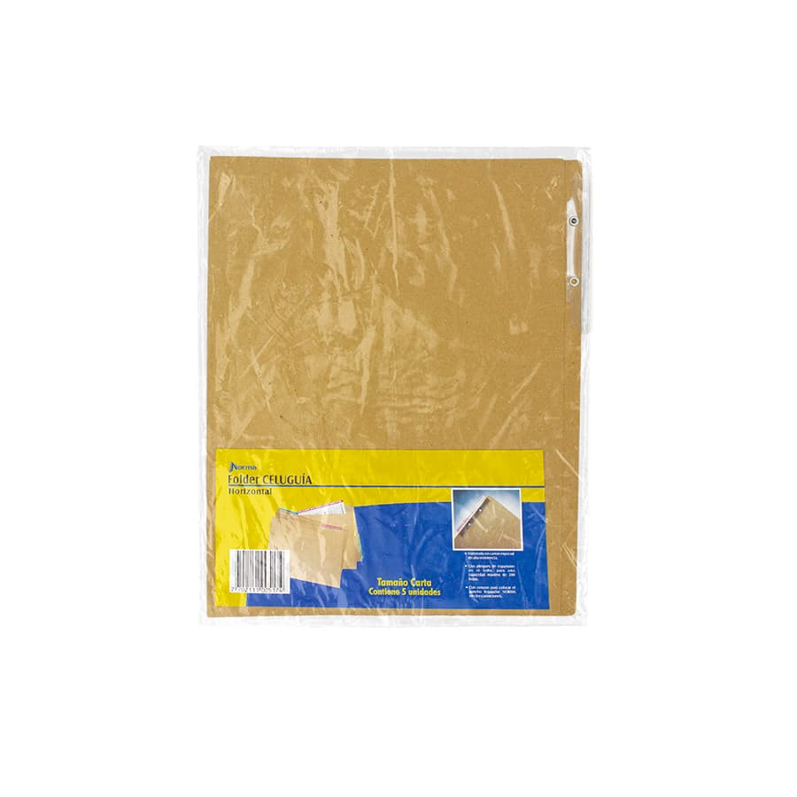 Folder-Celuguia-NORMA-Carta-Paquete-X5