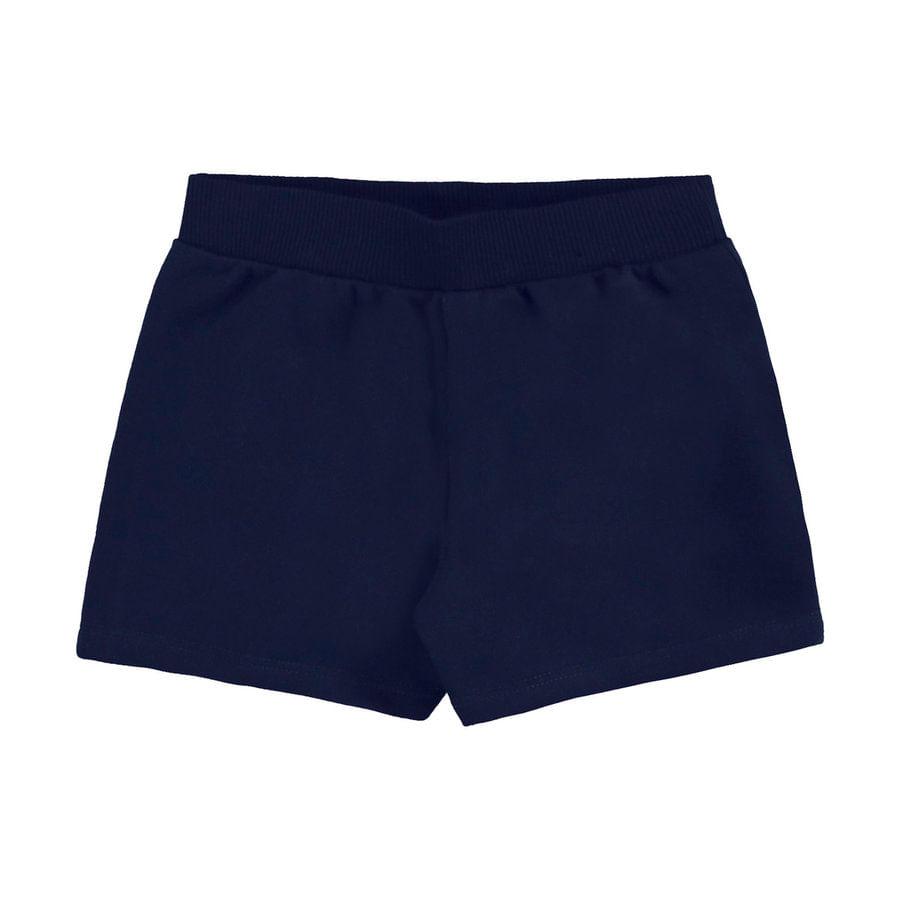 Short-ALAKAZOO-Liso-Azul-marino-Talla-6