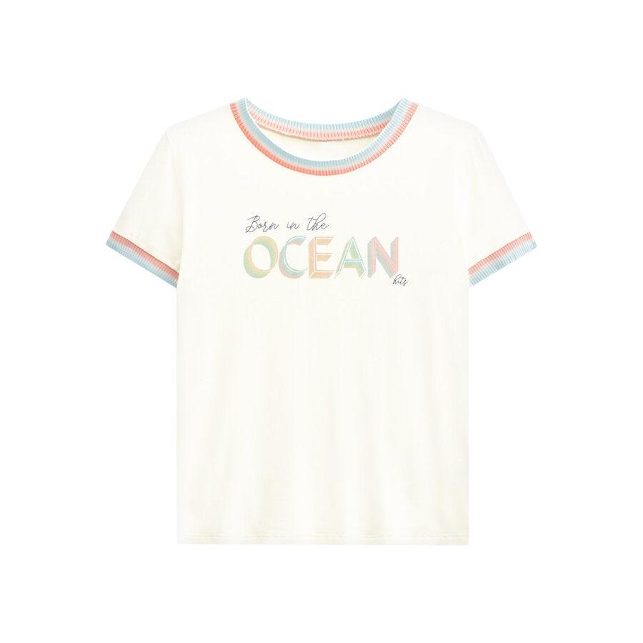 Camiseta-LUNENDER-HITS-Ocean-Beige-Talla-14