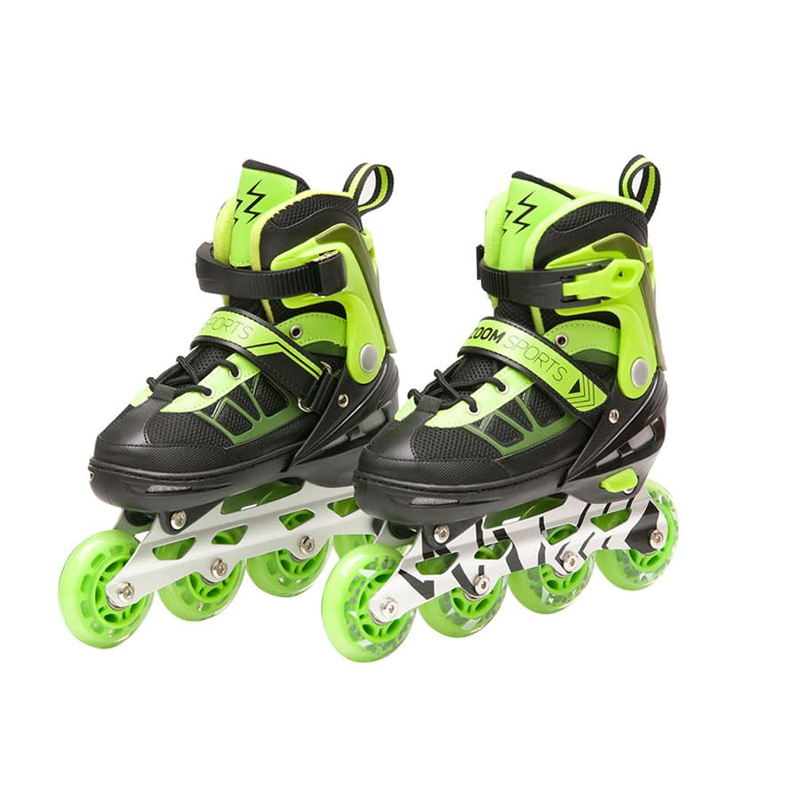 Patines-ZOOM-Electric-Verde-Ts--30-33-