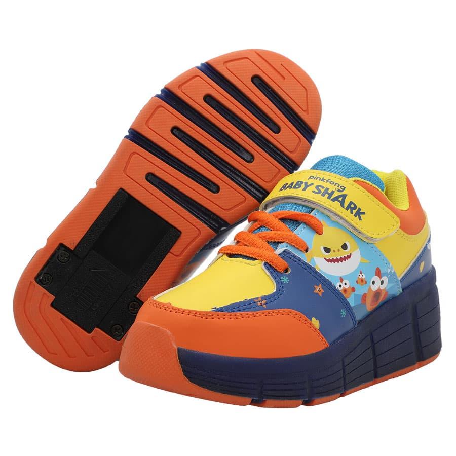 Zapatos-Ruedas-BABY-SHARK-Talla-30