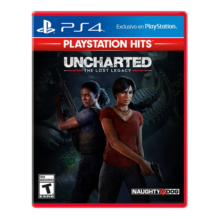 Video-Juego-PS4-Siea-Uncharted-The-Lost-L