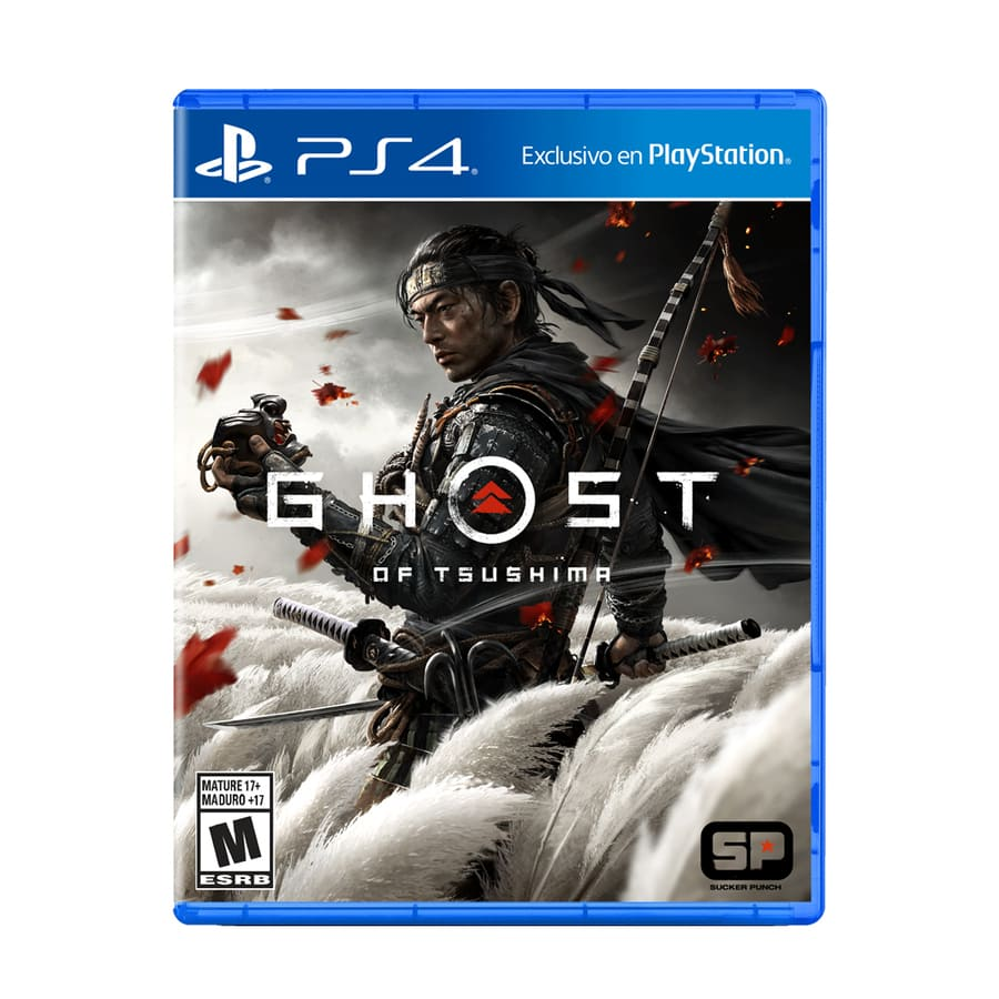 Video-Juego-PS4-Siea-Ghost-Of-Tsushima