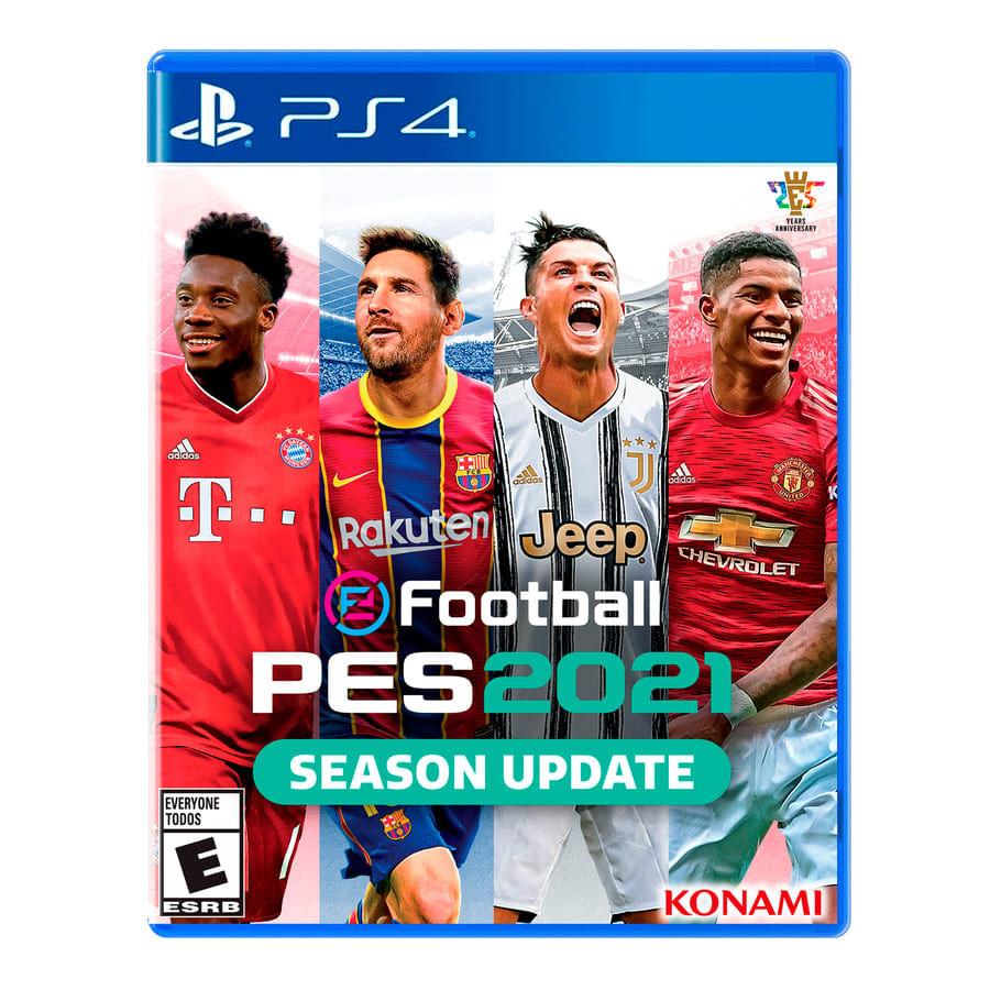 Video-Juego-PS4-Konami-Pro-Evolution-2021