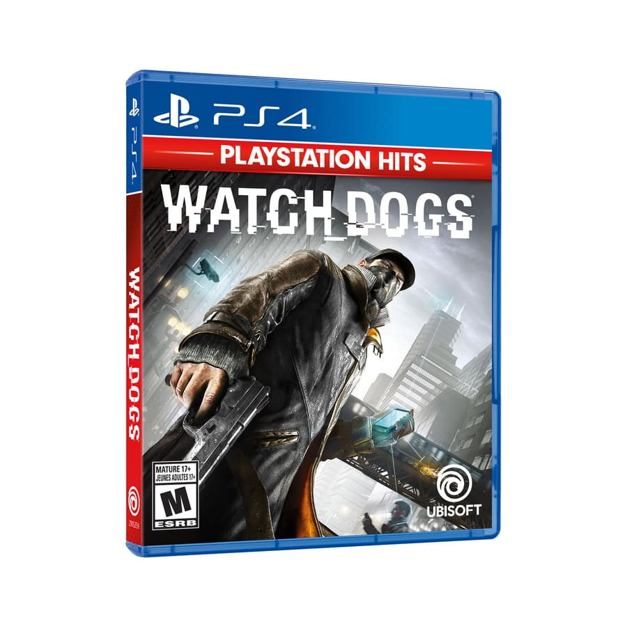Video-Juego-Ubisoft-PS4-Watchdogs-Hits