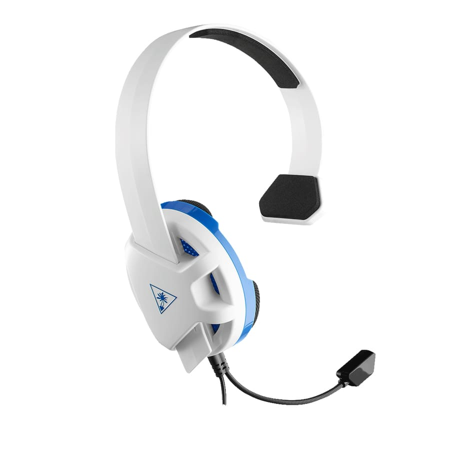 Audifono-PS4-Turtle-Beach-Recon-Chat-White
