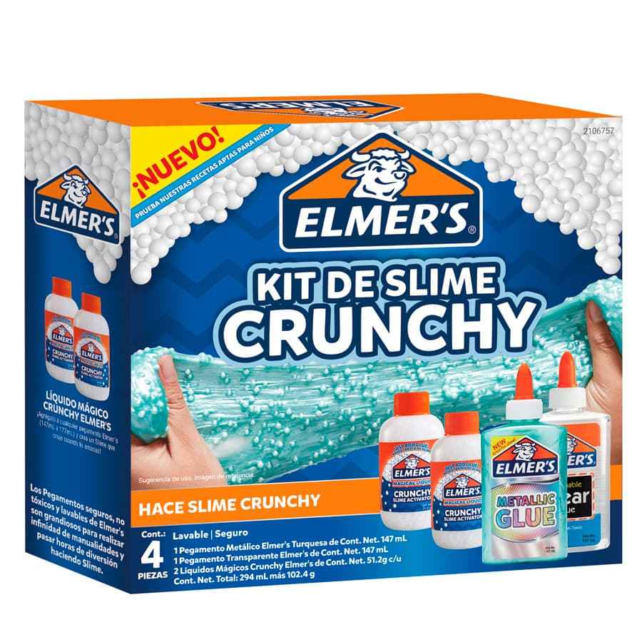 Slime-Elmers-Kit-Crunchy-X4