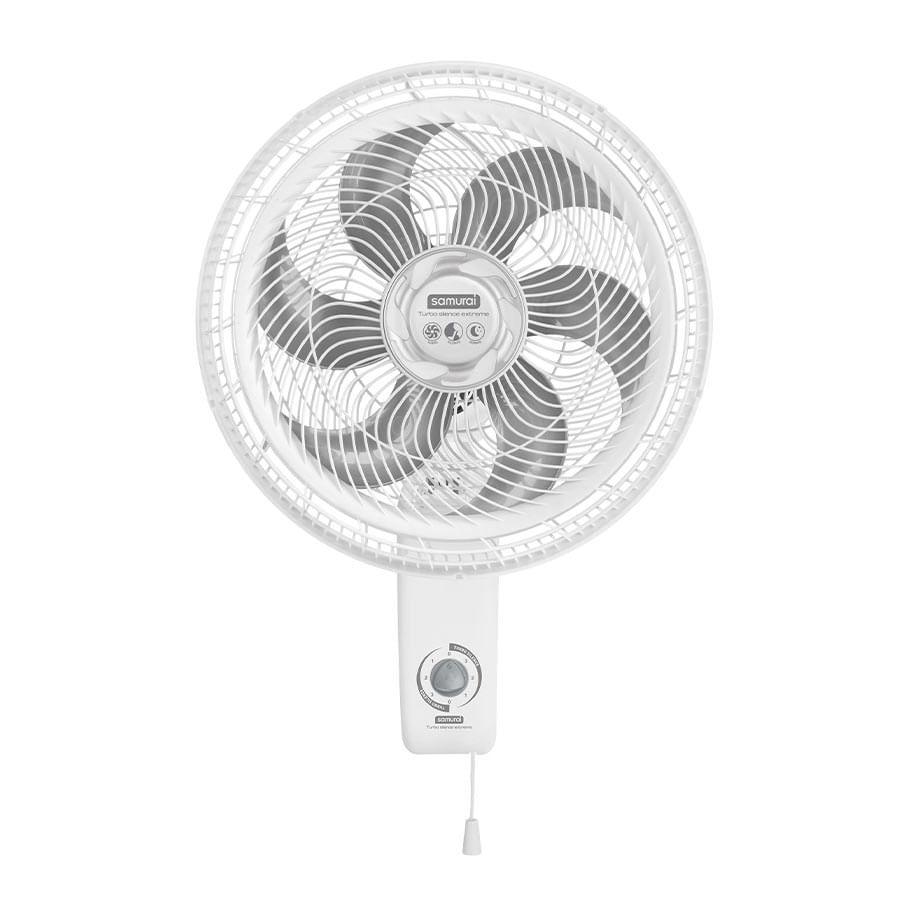 Ventilador-de-Pared-SAMURAI-Turbo-Silence-Extreme-Blanco