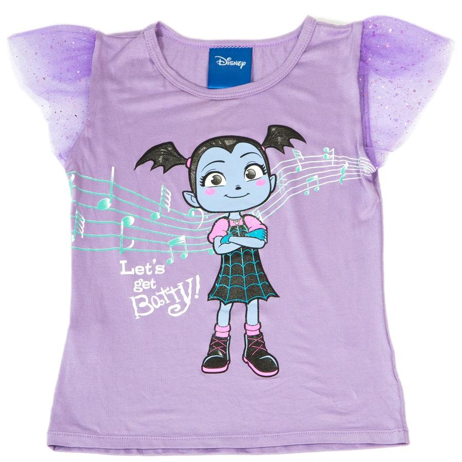 Camiseta-VAMPIRINA-Let-s-Get-Batty-Lila-Talla-5T