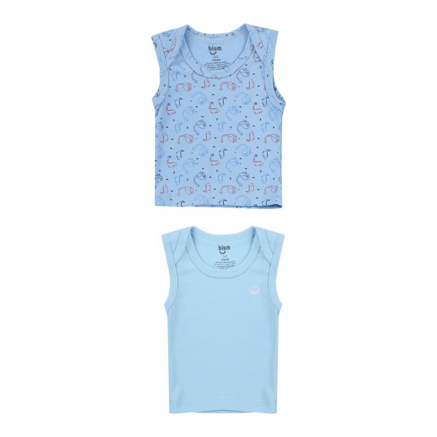 Set-2-Piezas-Camiseta-Manga-Sisa-Dinosaurio-BIUM-Talla-18-24M