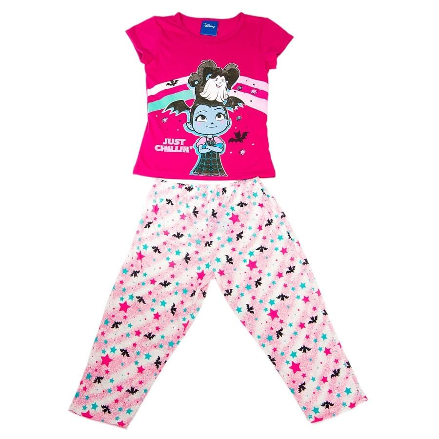 Pijama-Larga-Just-Chillin---Moña-VAMPIRINA