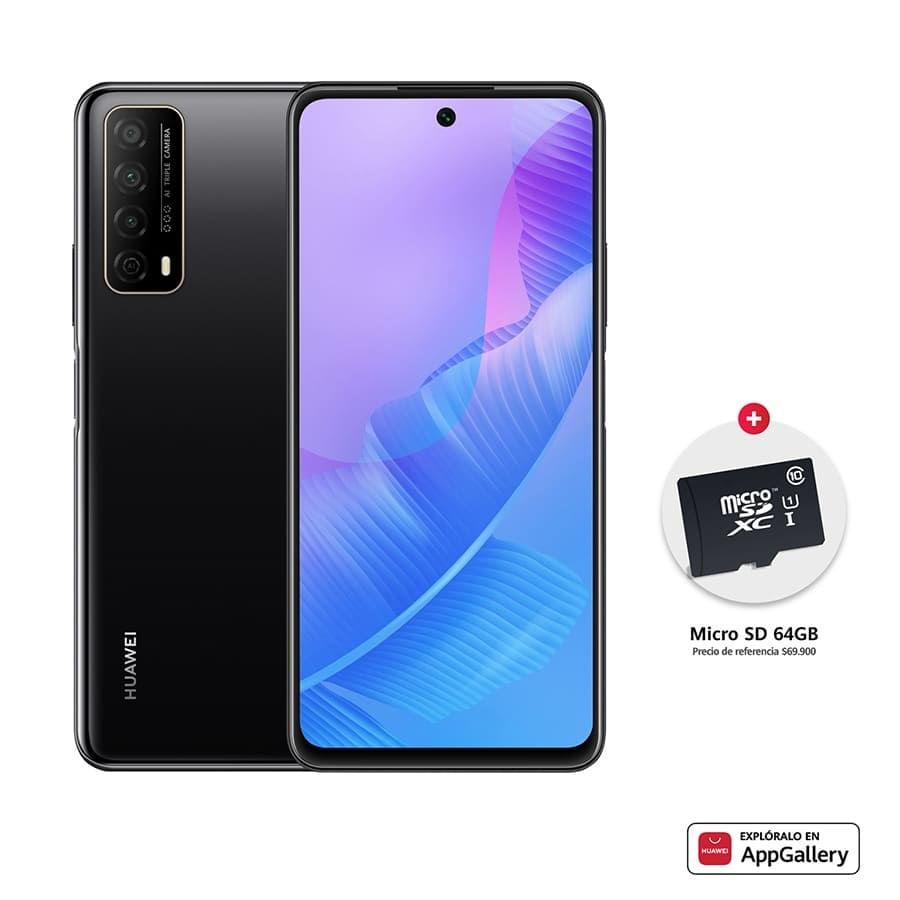 Celular-HUAWEI-Y7a-64GB-Negro--Memoria-SD-Card-de-64GB